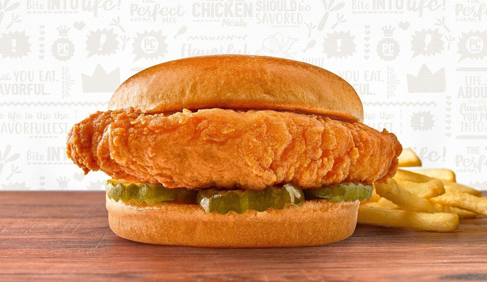 Pollo Campero Launches New Chicken Sandwich