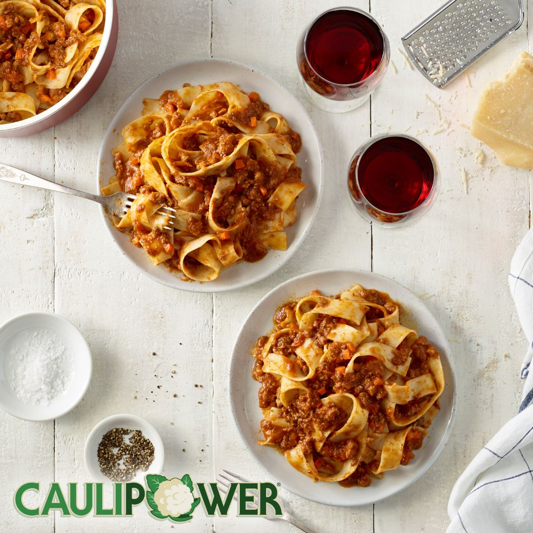 CAULIPOWER Launches Category-Busting Plant-Based Pasta