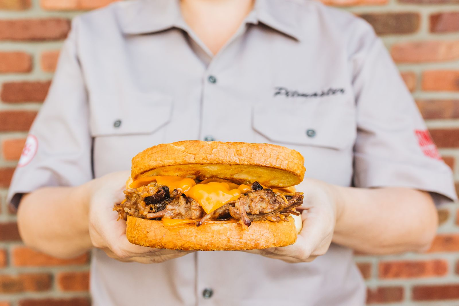 Sonny's BBQ Introduces New Sandwich That Lives Up To The Hype: The Real Deal Rib Sandwich