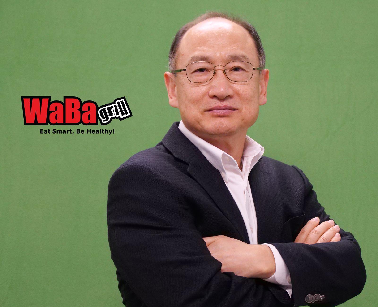 Andrew Kim, President & CEO of WaBa Grill
