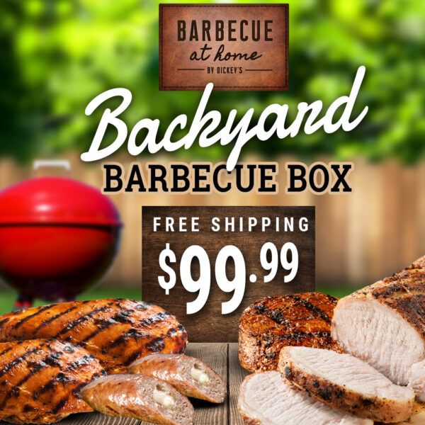 Barbecue At Home Celebrates Grilling Season With Limited-Edition Backyard Barbecue Box