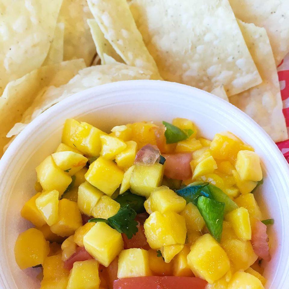 Barberitos Serves Up its Sweet Mango Salsa this Spring and Summer