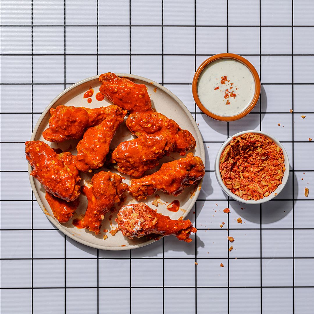 Jolene's Wings & Beer Turns Up the Heat With New Limited Time Offering - Fiery Takis Wings