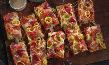 Jet's Pizza Introduces Italian Hero Specialty Pizza