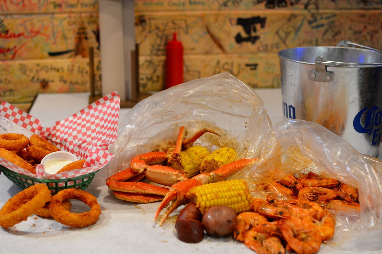 Angry Crab Shack Set To Open First Franchise Location in Texas