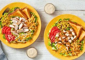 Zaxby's Adds 'The Southwest' to Its Zalad Lineup