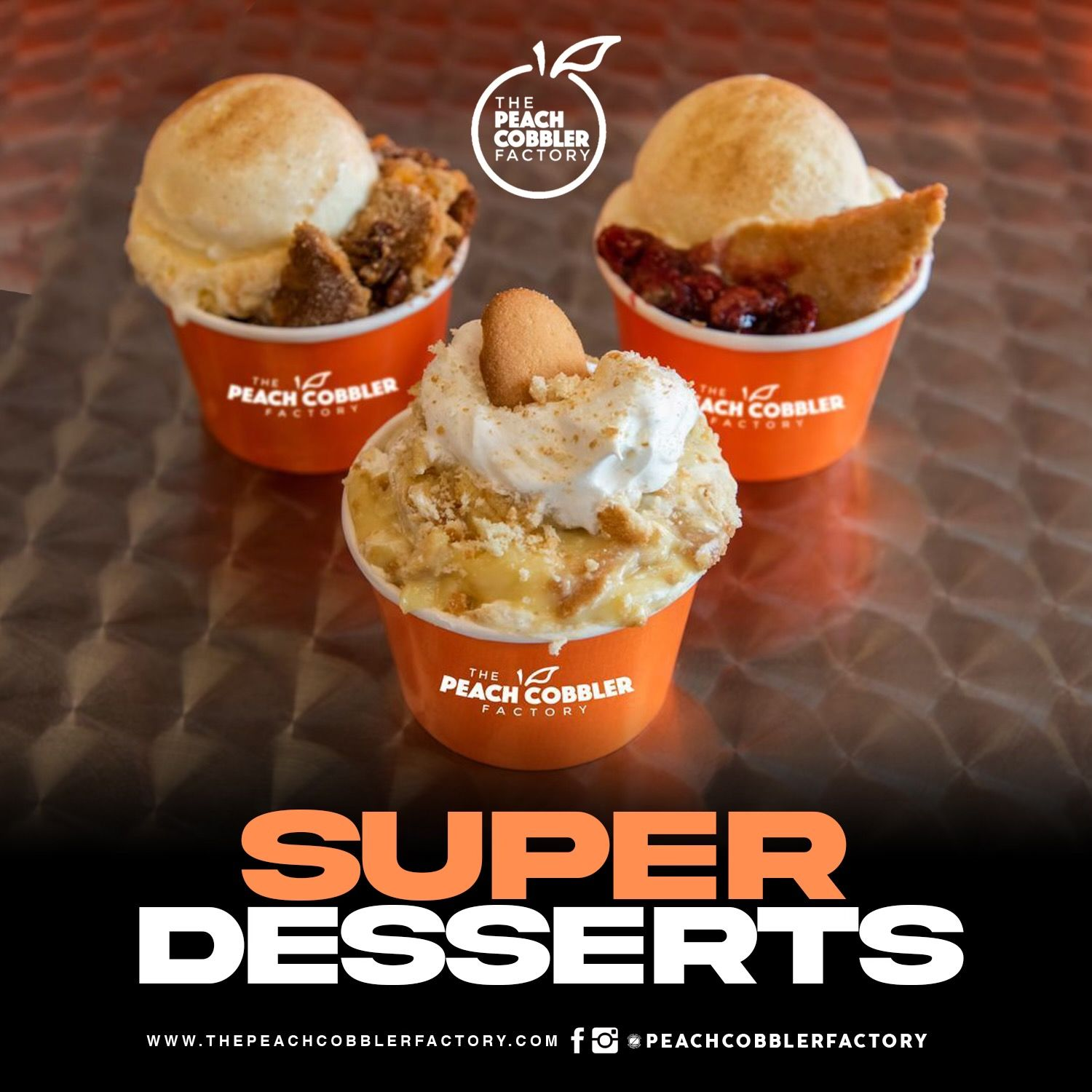 Peach Cobbler Factory Eyes Southern States for Franchise Rollout
