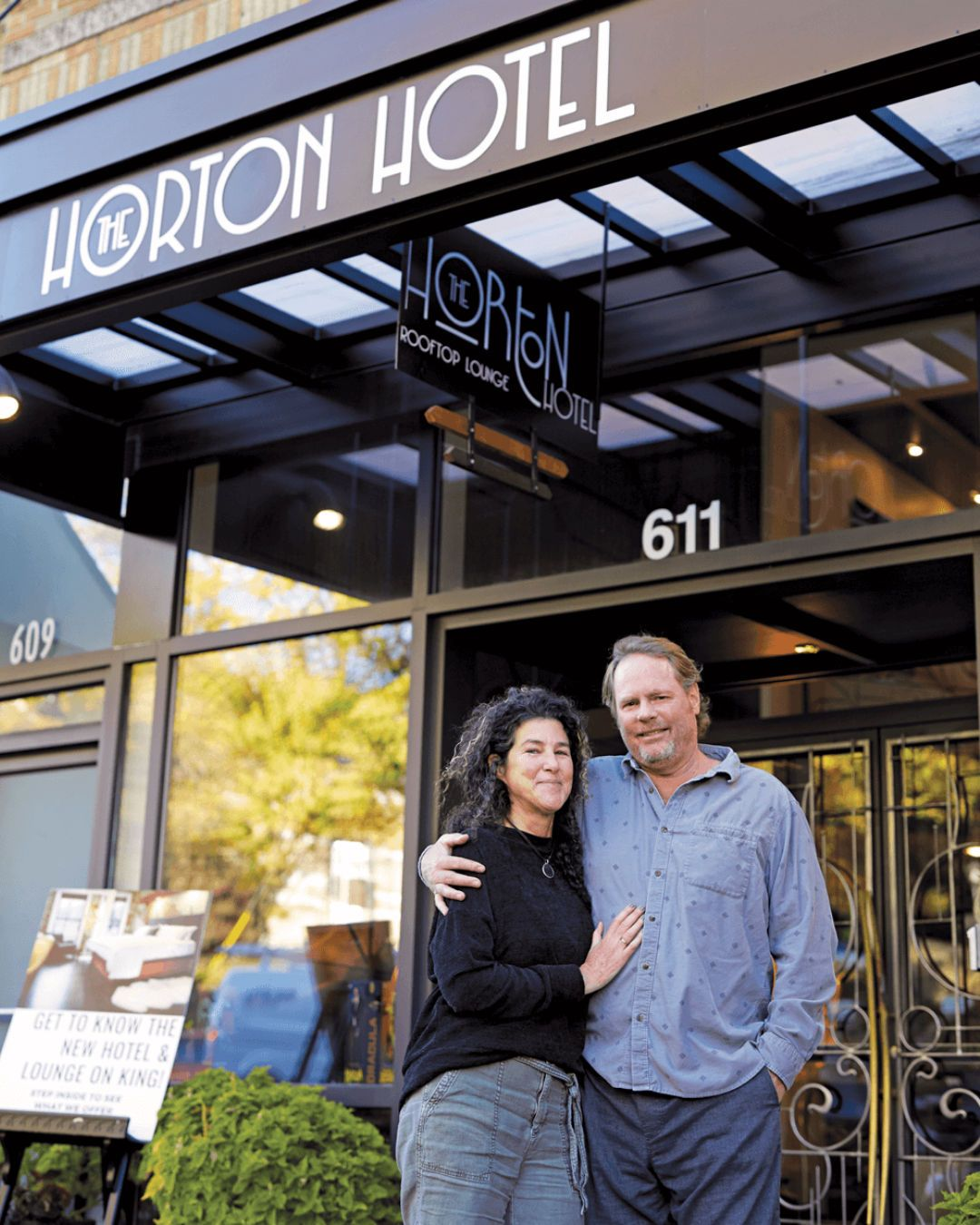 The Horton Hotel & Rooftop Lounge - Boone, North Carolina's Downtown World-Class Gem - Perfectly Aligned for Harmonious Transfer of Ownership
