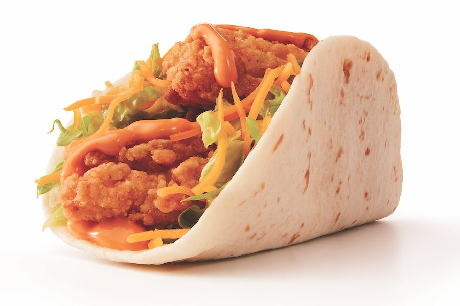 Celebrate National Taco (John's) Day with Free Fried Chicken Tacos
