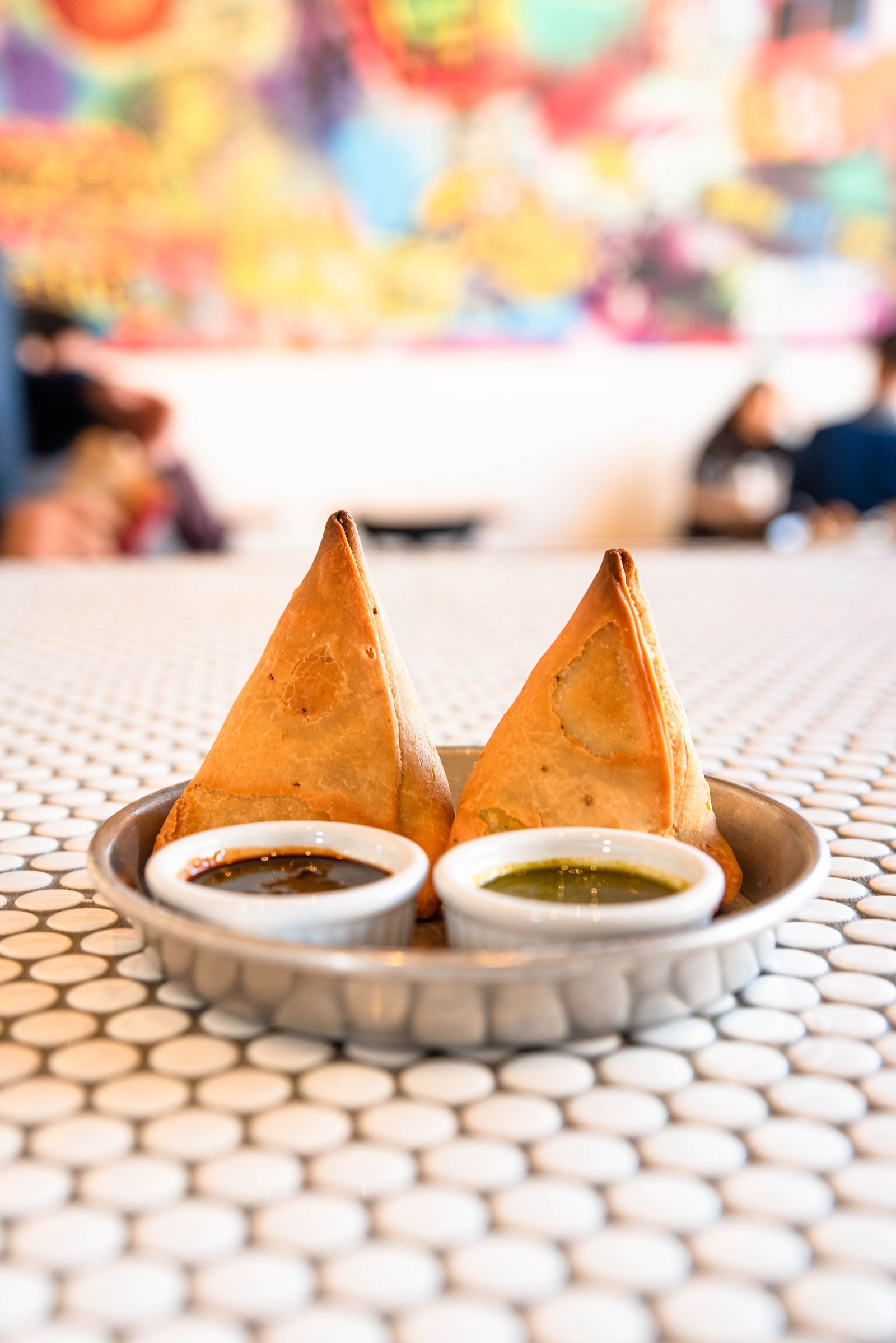Curry Up Now Celebrates World Vegetarian Day With Free Samosas for Customers