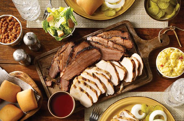 Dickey's Barbecue Pit is the world's largest barbecue concept. It was founded in 1941 by Travis Dickey. For the past 80 years, Dickey's Barbecue Pit has served millions of guests Legit. Texas. Barbecue.™