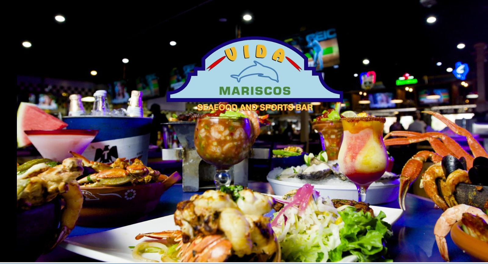 Local Mexican Seafood Eatery, Vida Mariscos, Set To Open Second Location in Katy, Texas on September 15th
