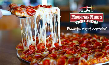 Mountain Mike's Pizza Now Open in Red Bluff