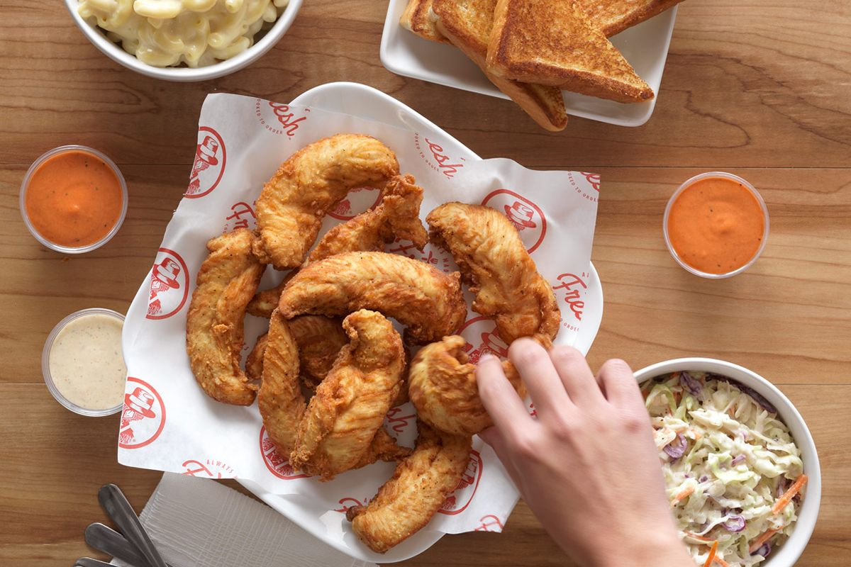 Slim Chickens Gears Up for September 7th Opening in Lawton; Part of Five-Unit Deal, Including Muskogee by Early 2022