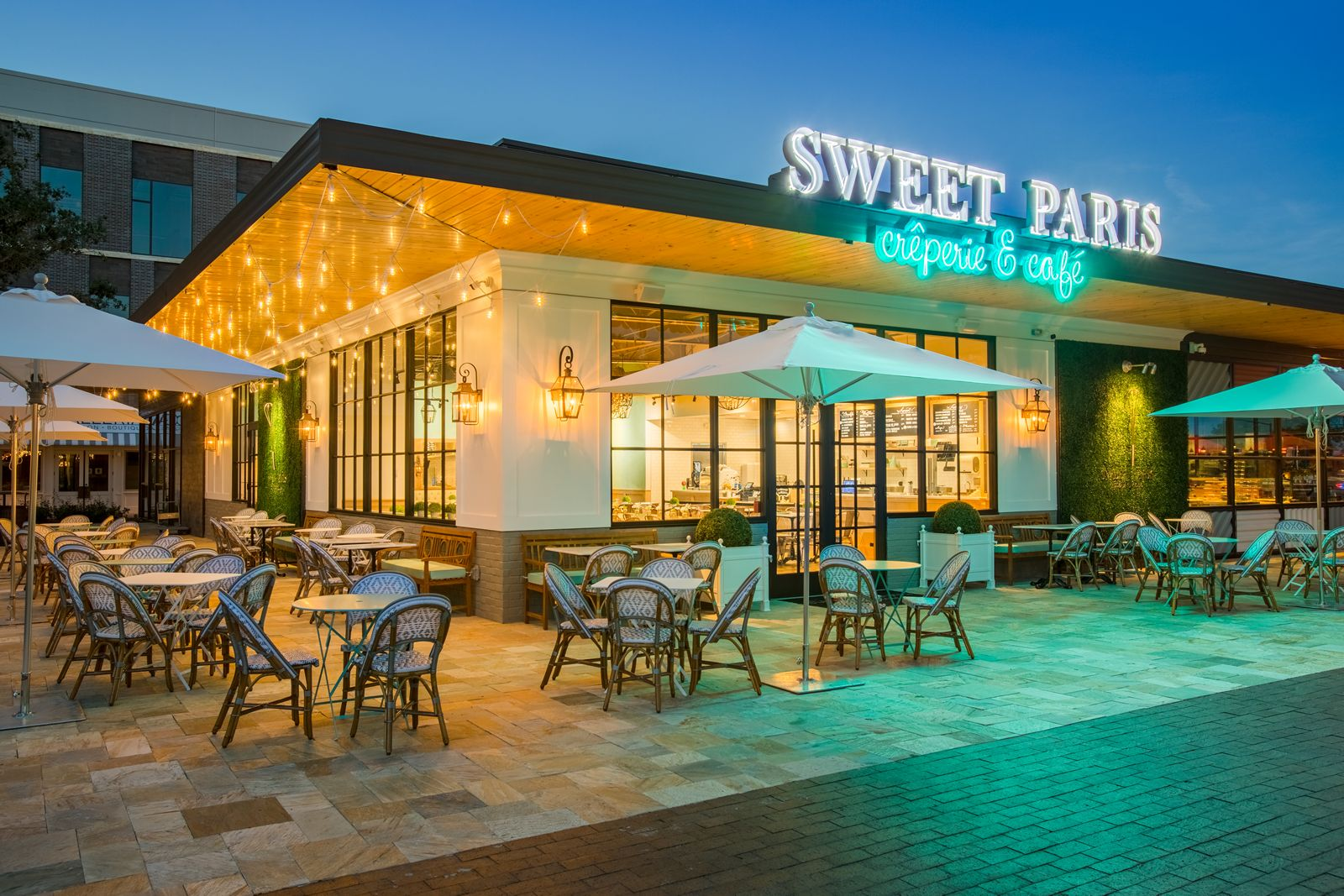 Sweet Paris, the Famous Texan Crêperie & Café Expands to Dallas and Miami