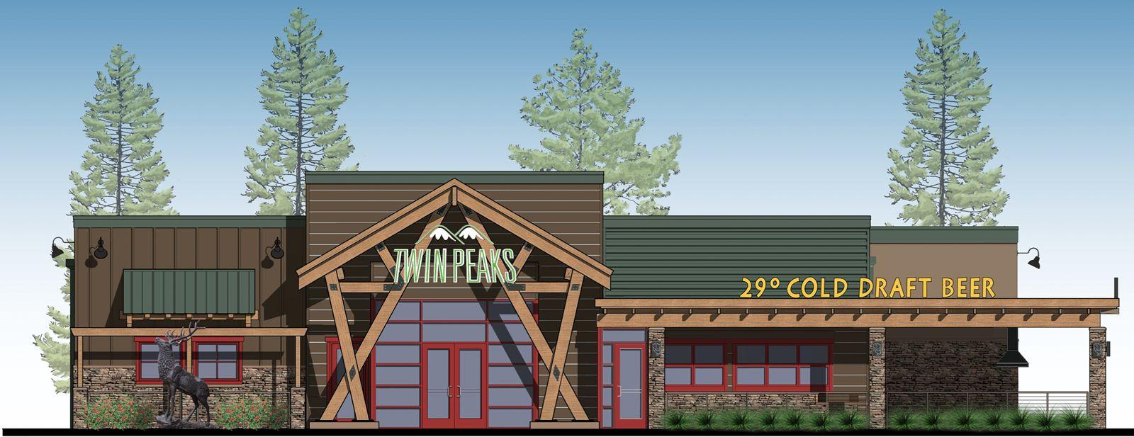 Twin Peaks Hiring Over 130 Team Members for First Grand Prairie Lodge