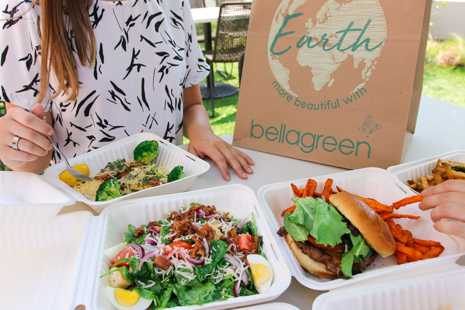bellagreen Celebrates Grand Opening of First-Ever Carry-Out and Delivery-Only Prototype