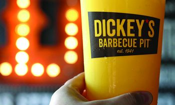 Dickey's Celebrates Its 80th Anniversary by Setting a GUINNESS WORLD RECORDS Title