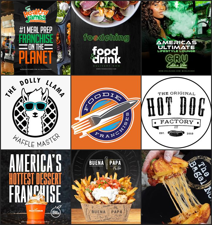Foodie Franchises Portfolio Grows to (8) Emerging Food Brands