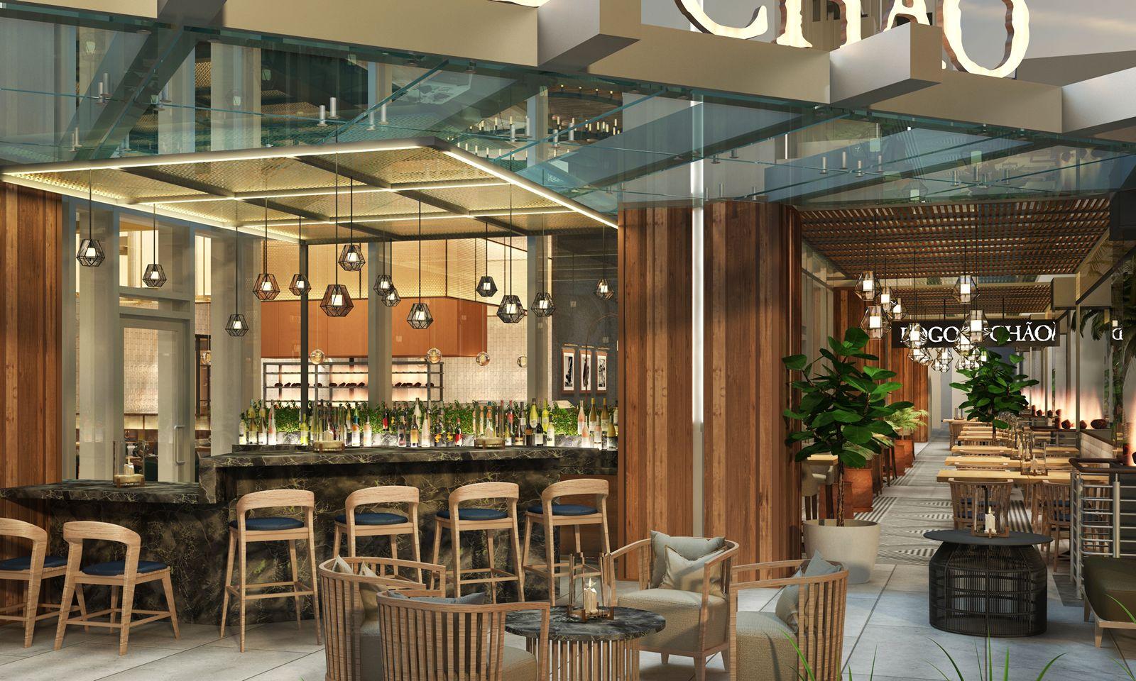 Harrison Partners with Fogo de Chão to Design Fort Lauderdale Restaurant