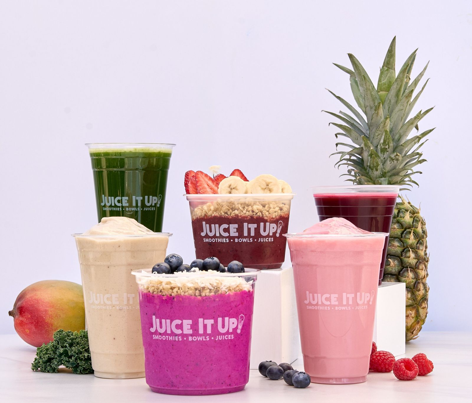 Juice It Up! Continues to Smash Sales Records in Third Quarter