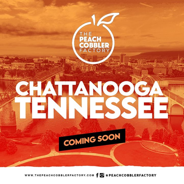 Peach Cobbler Factory Opening New Store on UT Chattanooga Campus
