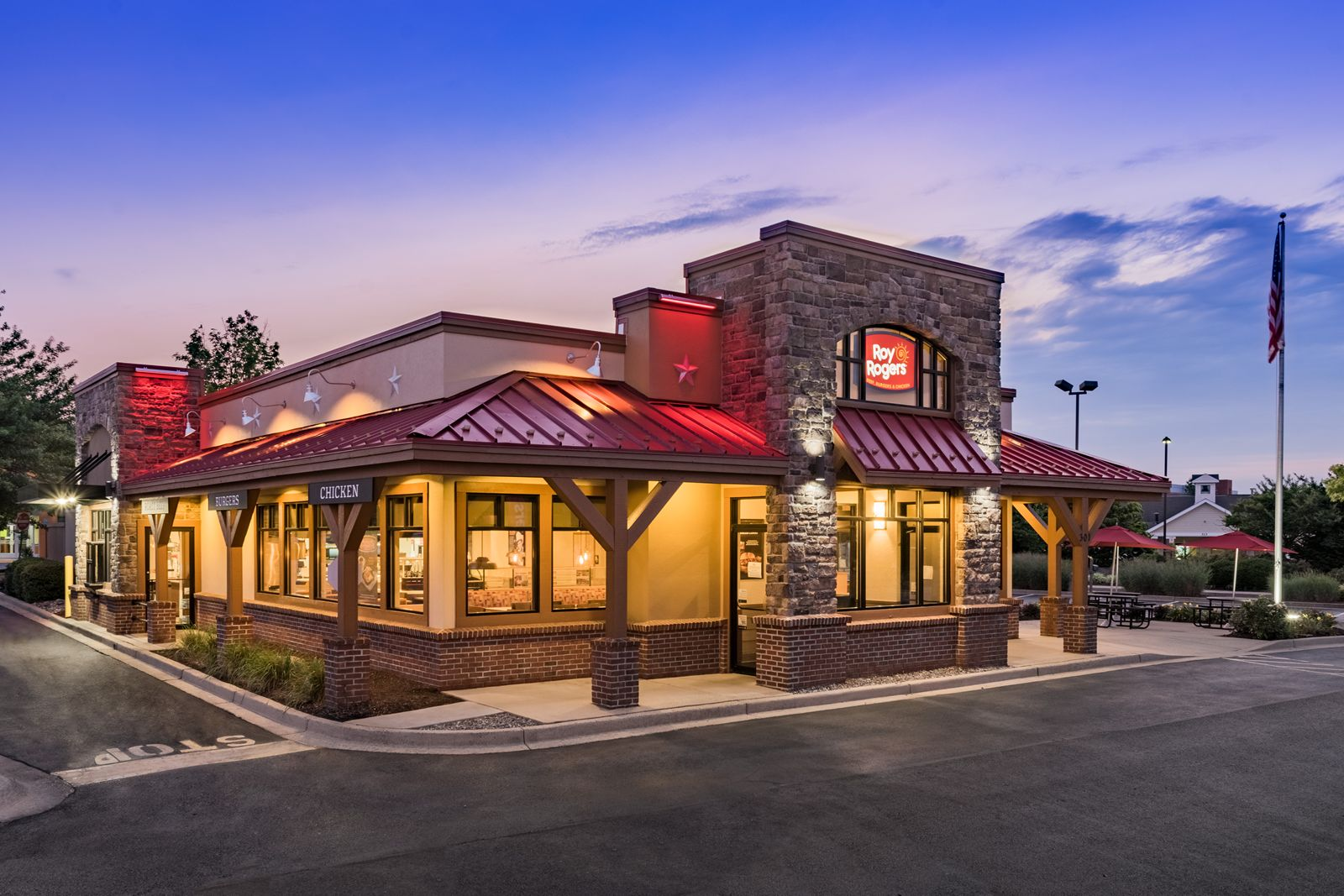 Roy Rogers Expands Into Greater Cincinnati With 10 New Locations